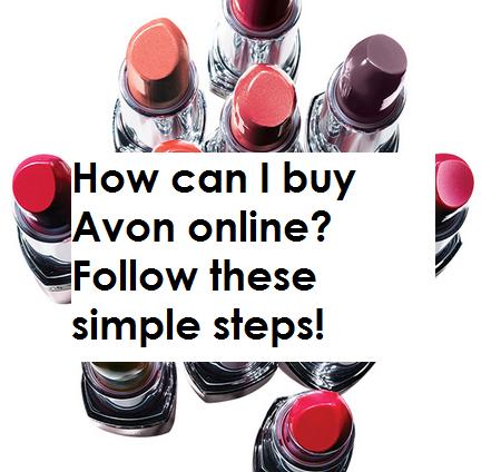 I Want to Buy Avon
