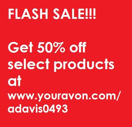 Ten Days of Avon Deals--Big Savings & Free Gifts--Day 6 (2/2)