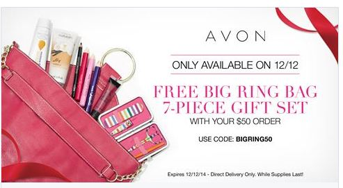 TODAY ONLY: Get a 7 piece gift set free with $50 order plus FREE Shipping on your $20 order (1/2)
