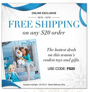 TODAY ONLY: Get a 7 piece gift set free with $50 order plus FREE Shipping on your $20 order (2/2)