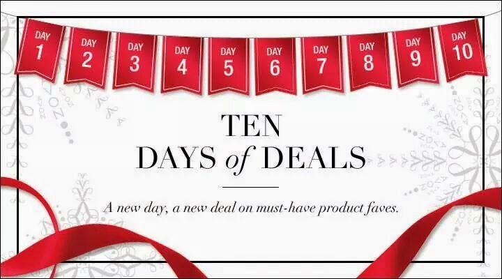 Ten Days of Avon Deals--Day 2 (1/2)