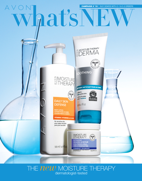 What is in your AVON What's New booklets? | Be the Best You