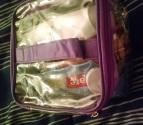 Cosmetic bag idea