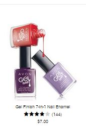 gel finish polish