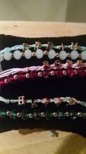 Katarina Sentiment Bracelets