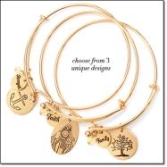 Precious Charms Bracelet